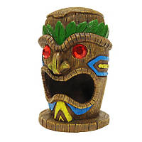 Penn Plax Tiki Gazer Aquarium Ornament