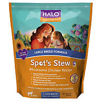 Halo Spot's Stew Chicken Large Breed Adult Dog Food