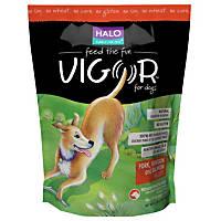 Halo Vigor Pork, Venison and Salmon Dog Food