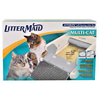 LitterMaid Multi-Cat Automatic Self-Cleaning Litter Box