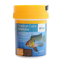 Elive Tropical Color Granule Fish Food