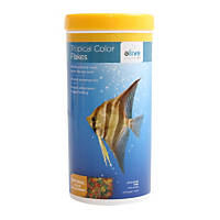 Elive Tropical Color Flake Fish Food