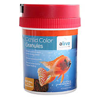 Elive Cichlid Color Granules Fish Food