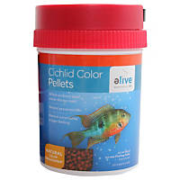 Elive Cichlid Color Pellets Fish Food