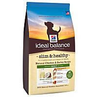 Hill's Ideal Balance Slim & Healthy Chicken & Barley Adult Dog Food