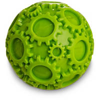 Leaps & Bounds Cog Ball Treat Dispenser Dog Toy