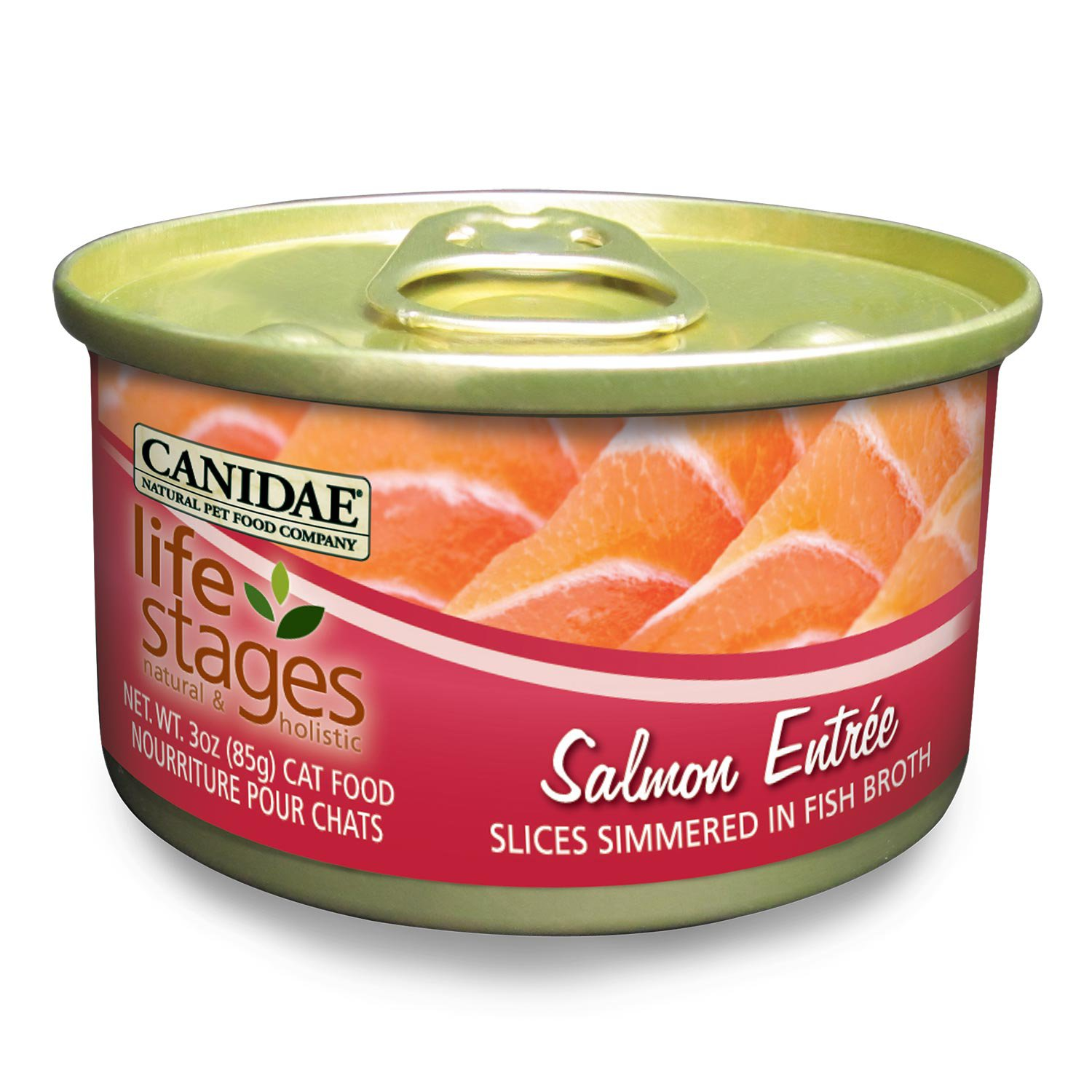 Canidae Life Stages Salmon Canned Cat Food