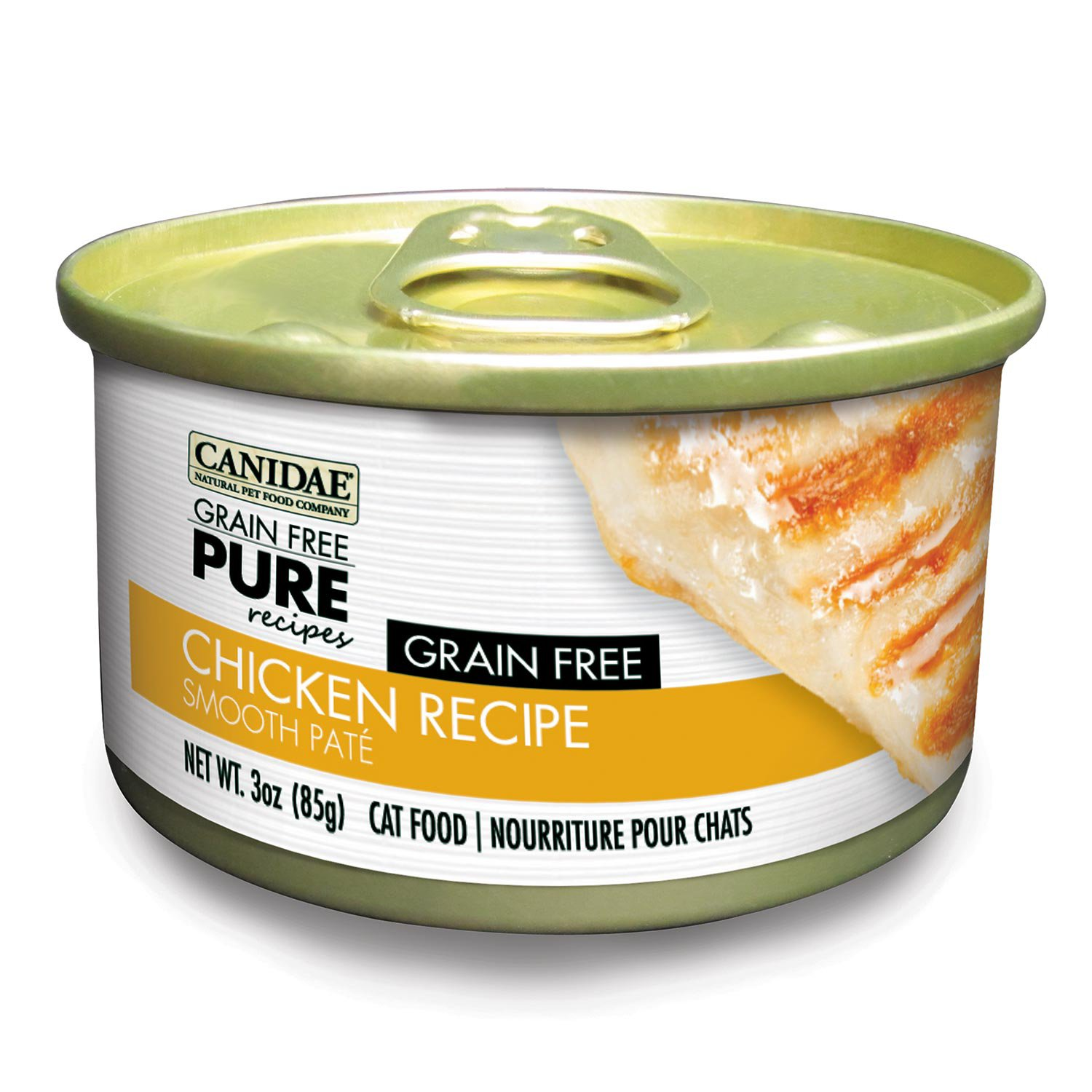 Canidae Grain Free Pure Recipes Chicken Canned Cat Food