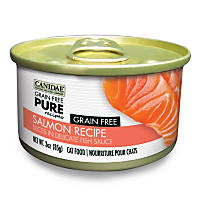 Canidae Grain Free Pure Recipes Salmon Canned Cat Food