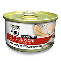 Canidae Grain Free Pure Recipes Seafood Canned Cat Food