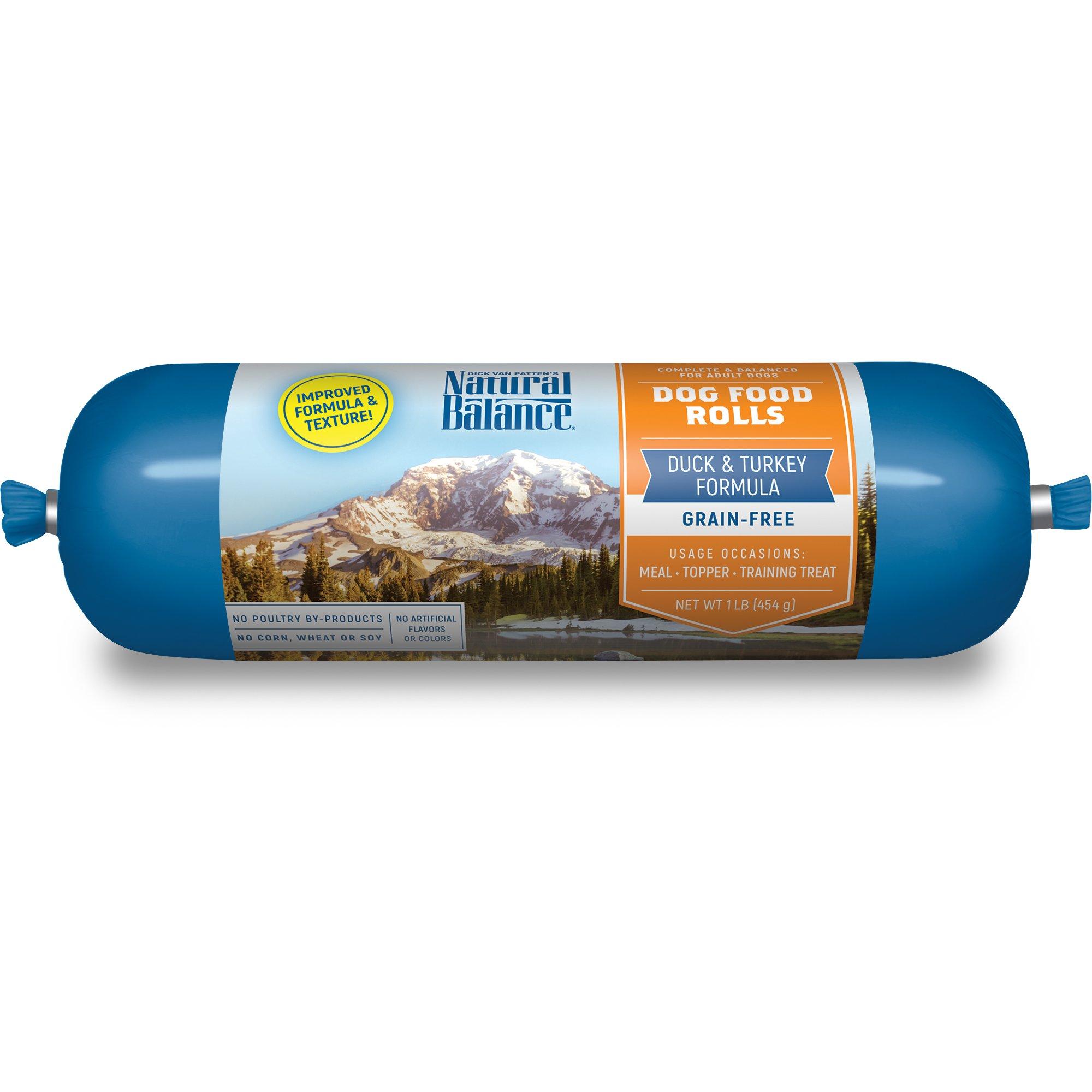 Natural Balance Dog Food Duck