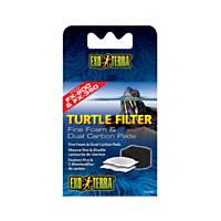 Exo-Terra Turtle Filter Foam & Carbon Pads