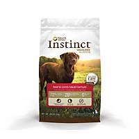 Nature's Variety Instinct Grain-Free Beef & Lamb Meal Dog Food