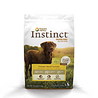 Nature's Variety Instinct Grain-Free Chicken Meal Dog Food