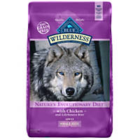 Blue Buffalo Wilderness Grain Free Chicken Adult Small Bites Dry Dog Food
