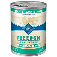 Blue Buffalo Freedom Grain Free Grillers Lamb Adult Canned Dog Food