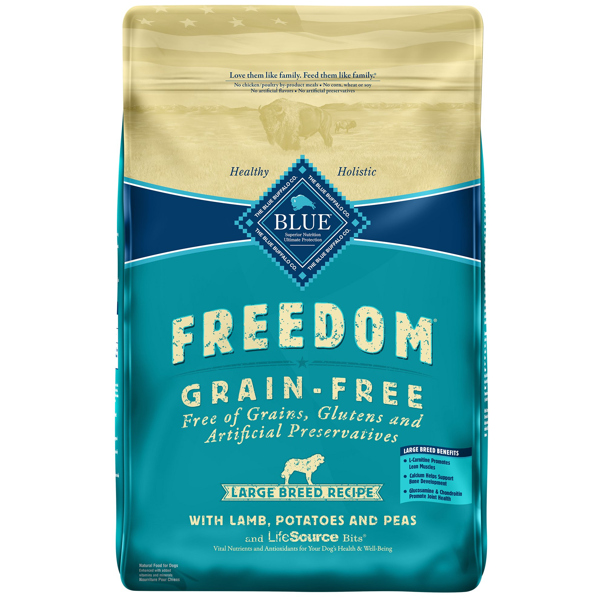 Blue Freedom Dog Food Petco
