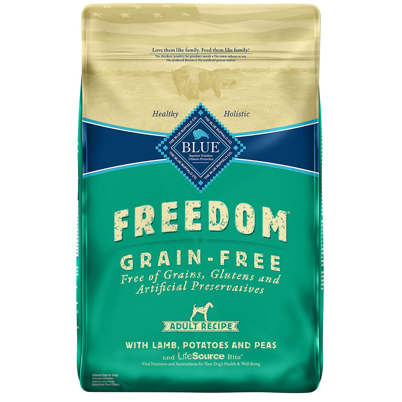 Blue Buffalo Freedom Lamb Dog Food