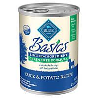 Blue Buffalo Basics Duck & Potato Canned Adult Dog Food