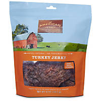 American Jerky Turkey Jerky Dog Treats