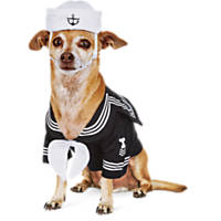 Halloween Bootique Sailor Dog Costume