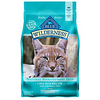 Blue Buffalo Wilderness Indoor Hairball Control Chicken Adult Dry Cat Food