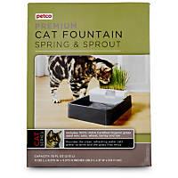 Catit Flower Cat Water Fountain Petco Store
