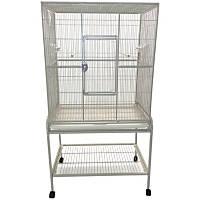 A&E Cage Company Flight Bird Cage in White