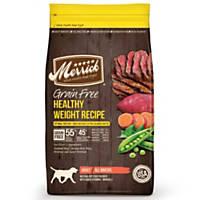 Merrick Grain Free Healthy Weight Adult Dog Food
