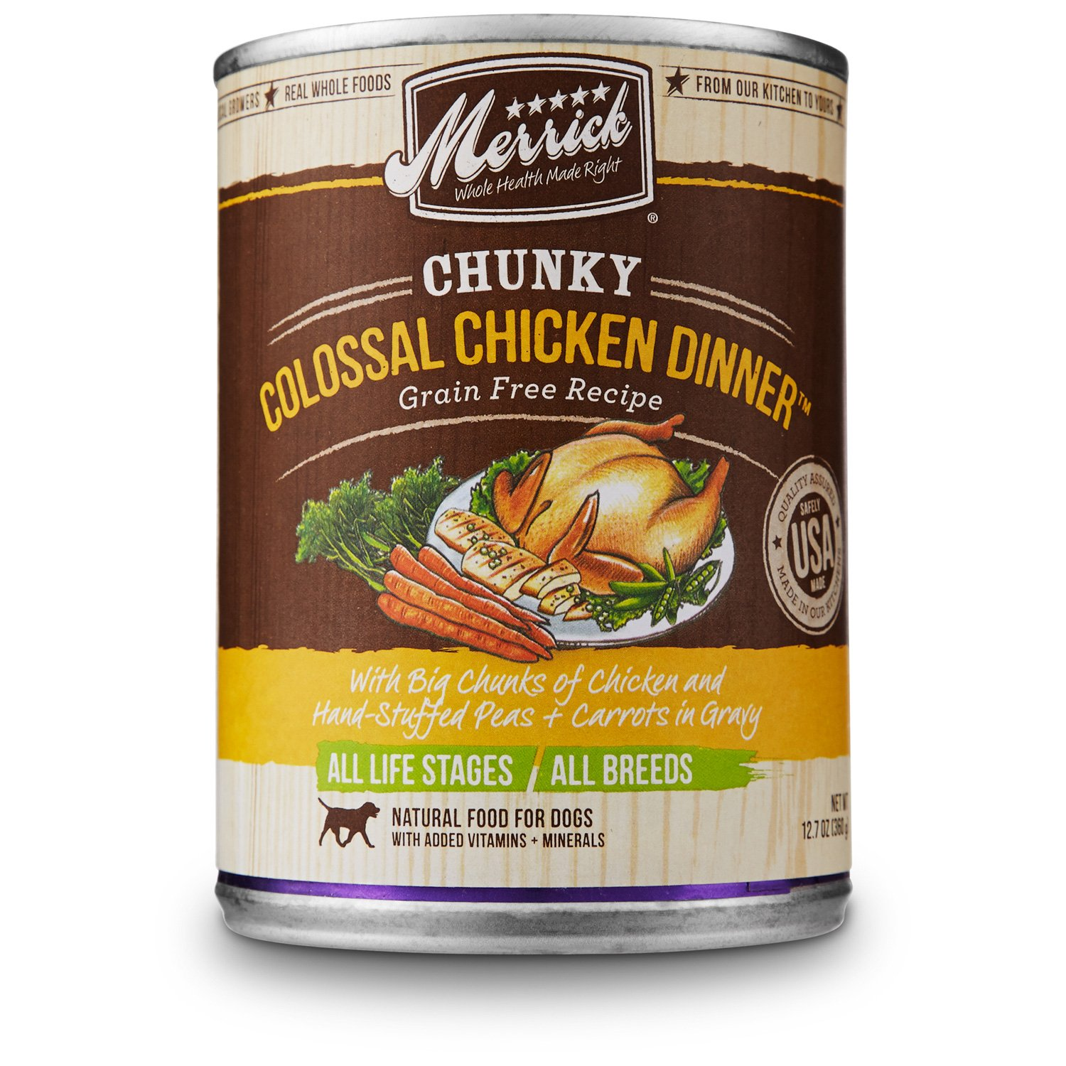 Canned Dog Food Images