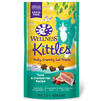 Wellness Kittles Tuna & Cranberry Cat Treats