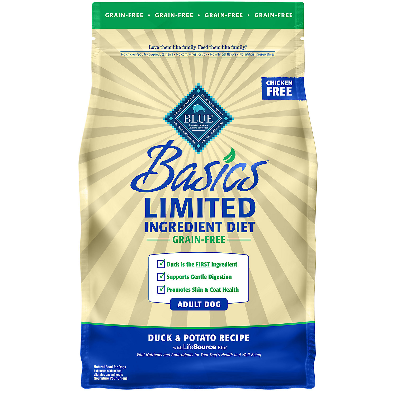 Blue Mountain Weight Dog Food