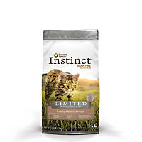 Nature's Variety Instinct Grain-Free Limited Ingredient Diet Turkey Meal Cat Food