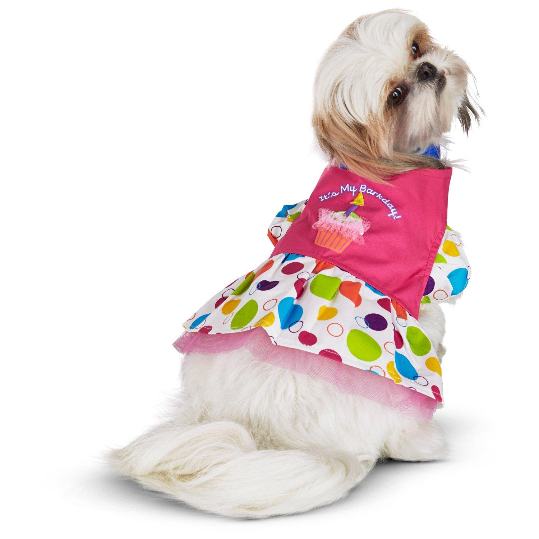 Petco Special Occasions Dog Birthday Tutu Dress