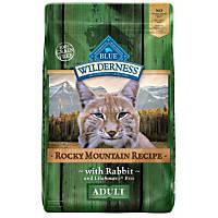 Blue Buffalo Wilderness Grain Free Rocky Mountain Rabbit Adult Cat Food
