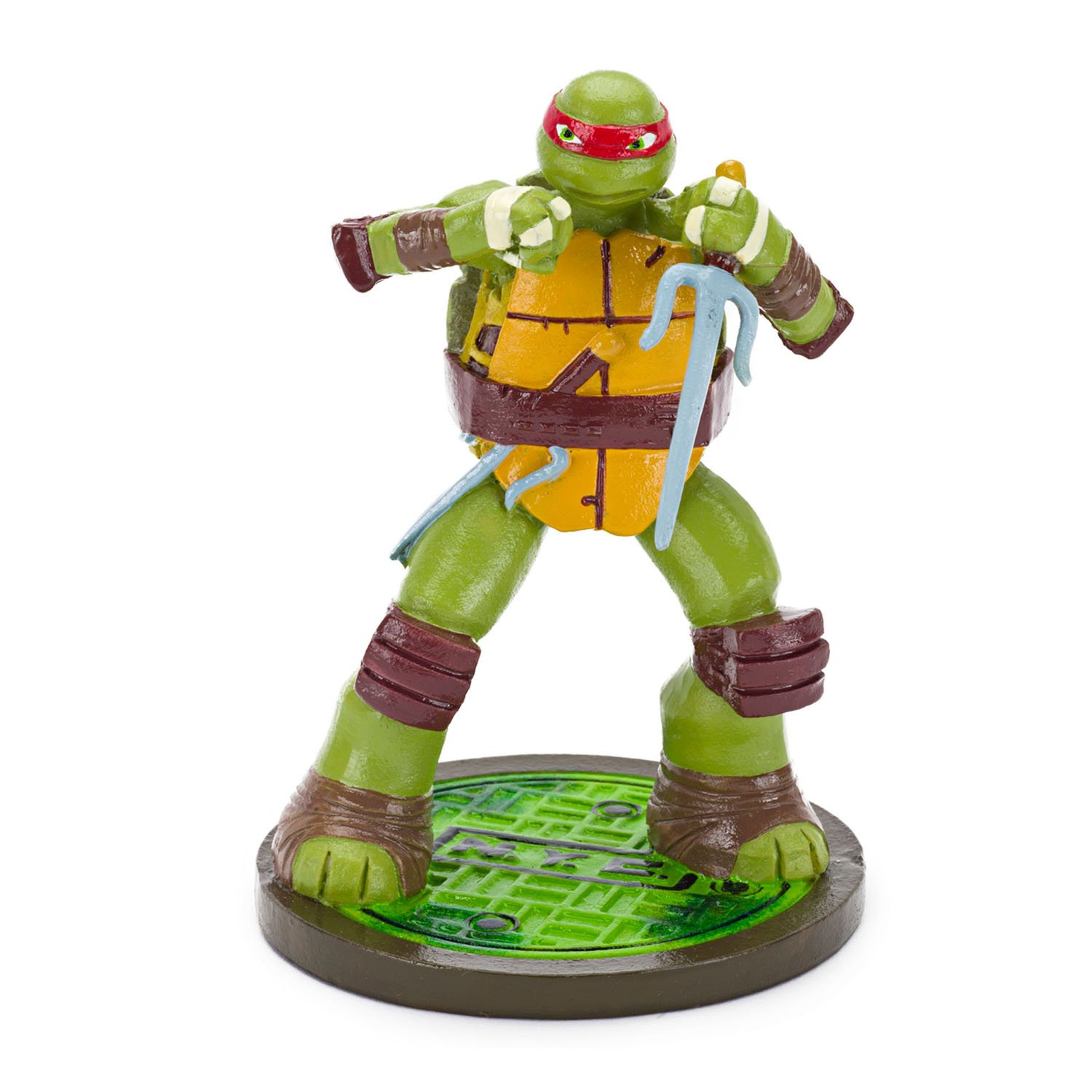 Penn Plax Teenage Mutant Ninja Turtles Raphael Aquarium Ornament