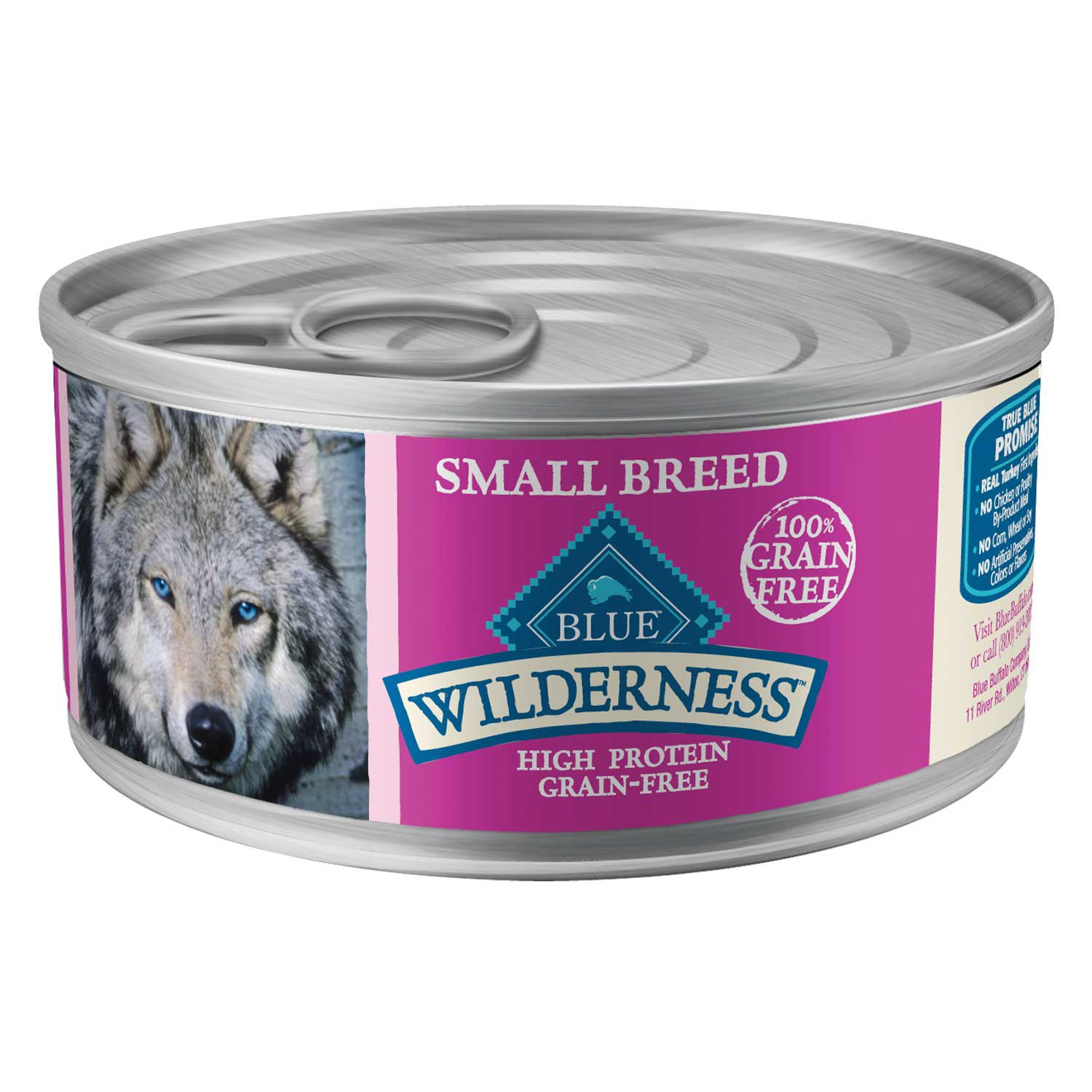 Blue Wilderness Small Dog Food