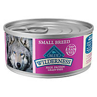 Blue Buffalo Wilderness Small Breed Turkey & Chicken Canned Dog Food