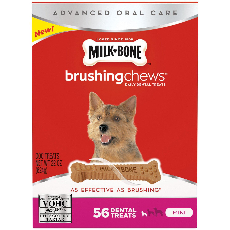 Milk-Bone Brushing Chews Dog Treats