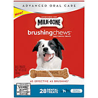 Milk-Bone Brushing Chews Dog Treats