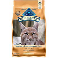 Blue Buffalo Wilderness Weight Control Chicken Adult Dry Cat Food