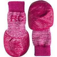 RC Pet Products Pink Heather Sport Pawks Dog Booties