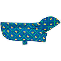 RC Pet Products Rubber Ducky Dog Poncho