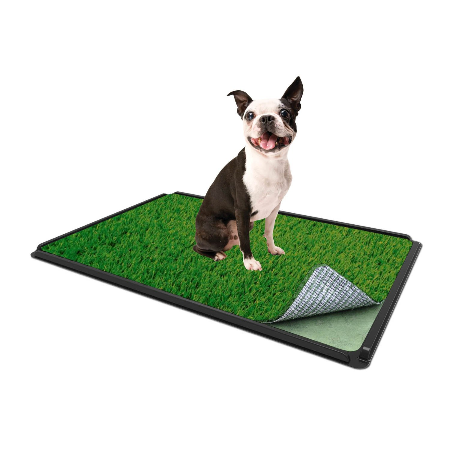 PoochPads Indoor Turf Dog Potty Plus