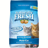 Blue Naturally Fresh Alpine Meadow Scent Multi-Cat Litter
