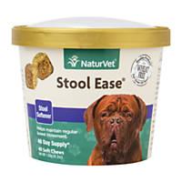 NaturVet Stool Ease Stool Softener Dog Soft Chews