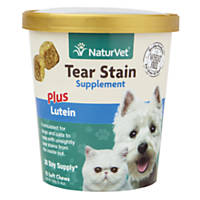 NaturVet Tear Stain Dog Soft Chews