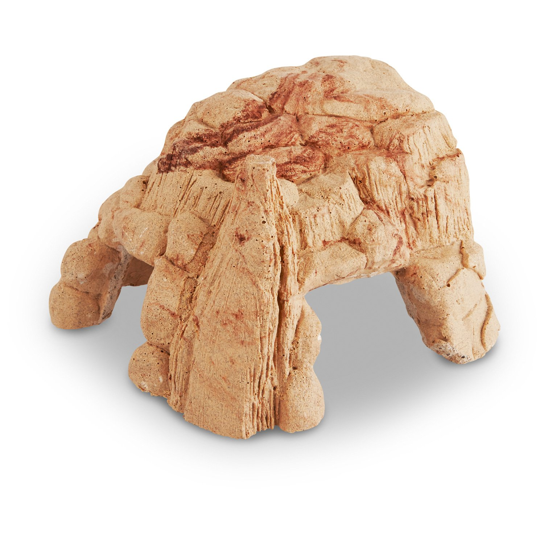 "Conceptual Creations Reptile Corner Cave Hideaway, 7"" L X 7"" W X 5.5"" H"