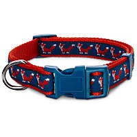Petco Red Fox Nylon Adjustable Dog Collar