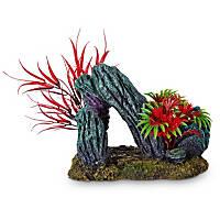 Petco Rock & Garden Aquarium Ornament